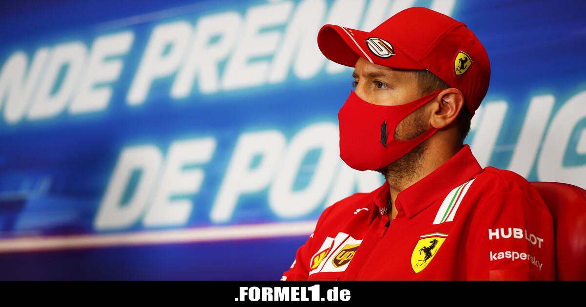Sebastian #Vettel gibt zu: Liebe zu #Ferrari hat sich verändert #F12020 #F1 #Formel1 https://t.co/V1XhNJ87Wg https://t.co/50uiBetznk