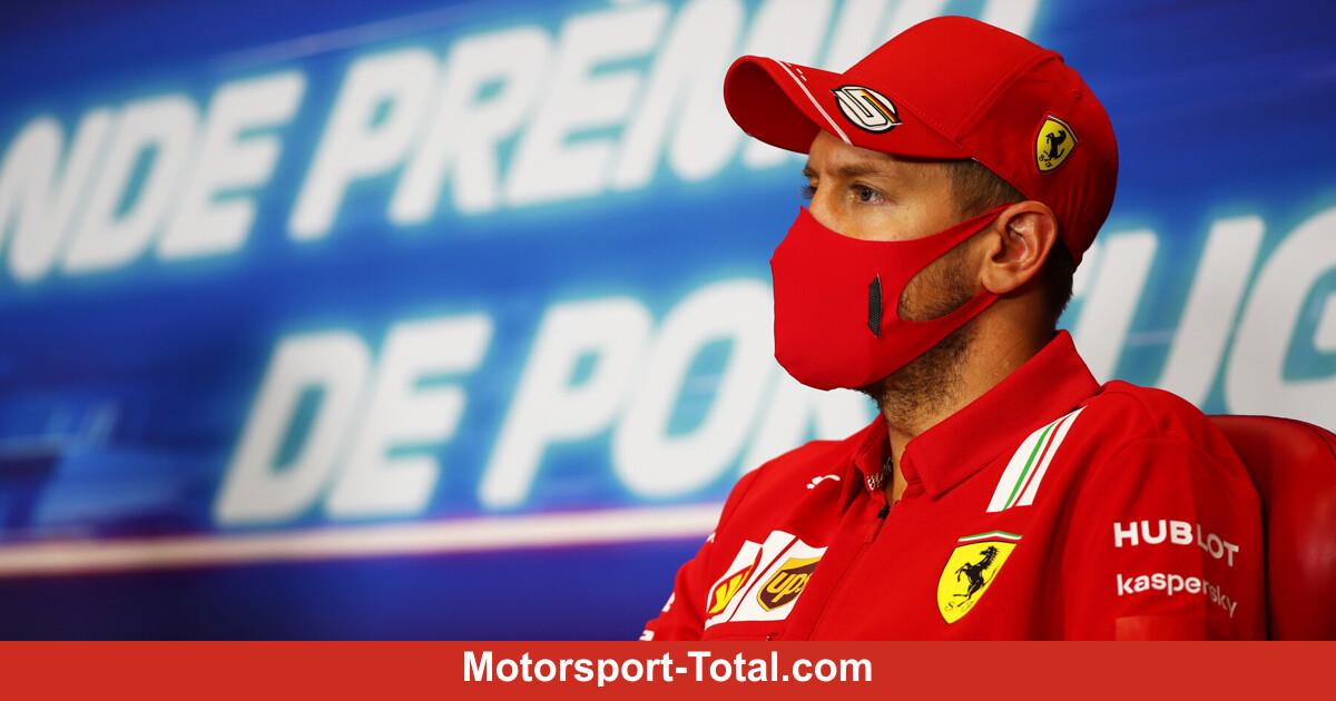 Sebastian #Vettel gibt zu: Liebe zu #Ferrari hat sich verändert #F12020 #F1 #Formel1 https://t.co/m355IKLzDV https://t.co/Y6H7L703Ap