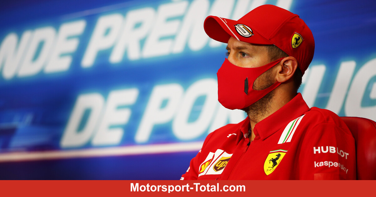 Sebastian #Vettel gibt zu: Liebe zu #Ferrari hat sich verändert #F12020 #F1 #Formel1 https://t.co/vwrNTbKOzw https://t.co/EmEmMvrDA7