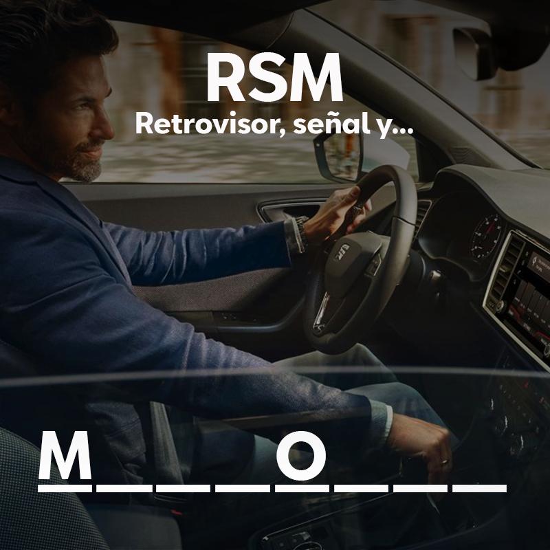 ¡La regla de seguridad RSM! Retrovisor, señal y... 🧐  🔗 https://t.co/oWvR0v0zrD  #autofuber #concesionario #coches #coche #cars #car #motor #venta #vehiculos #automovil #carswithoutlimits #juego #seat #barcelona #bcn @SEATofficial @tuSEAT https://t.co/ZjKdnCHOv7