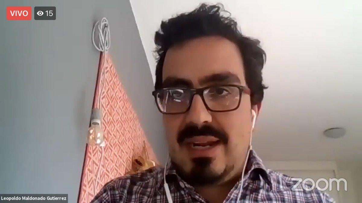 """""""La falta de información en una pandemia: vulnera y condiciona el derecho a la vida"""": Leopoldo Maldonado, @article19mex   🔹Mesa de análisis: """"México: desinfodemia y libertad de expresión en tiempos de pandemia""""  #KASMéxico 🇩🇪🤝🇲🇽 #FakeNews #Desinfodemia https://t.co/5yyZQwt6Kr"""
