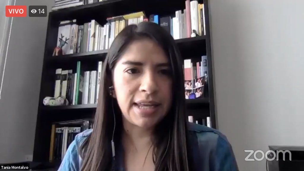 """""""El estado se queda corto en el control de la desinformación"""":@tanlmont   🔹Mesa de análisis: """"México: desinfodemia y libertad de expresión en tiempos de pandemia""""  #KASMéxico 🇩🇪🤝🇲🇽 #FakeNews #Desinfodemia https://t.co/KCgOCWQ8p6"""