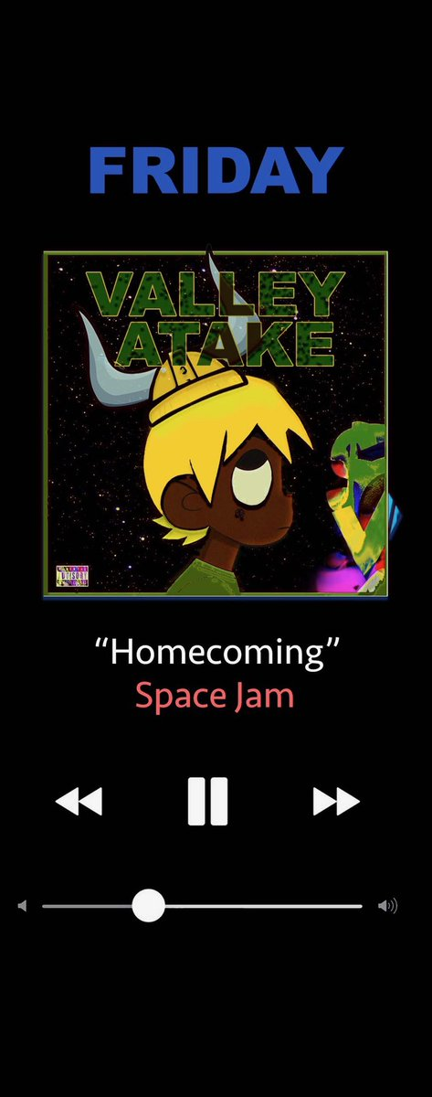 TOMORROW IS HOMECOMING DAY!!! Wear your best space fits to class and to the game! #VALLEYATAKE #hoco2020 🪐 https://t.co/paOf2TDAo8