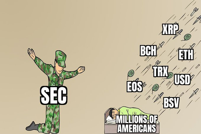 SEC doing nothing to protect americans