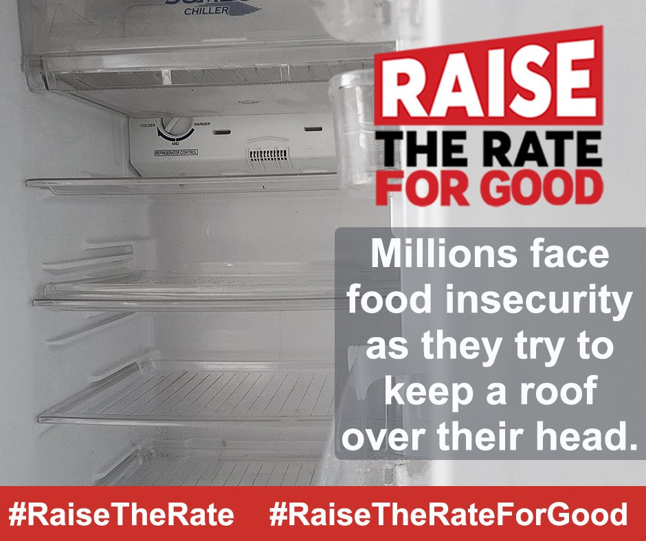 Demand for food relief nearly doubled since COVID-19, and the Govt's brutal income support cuts will make it worse. No one should have to go hungry, sleep rough or live in poverty in Australia We must #RaiseTheRateforGood. #APW2020 #EverybodysHome @FoodbankAus https://t.co/ZqTx6vxIfE