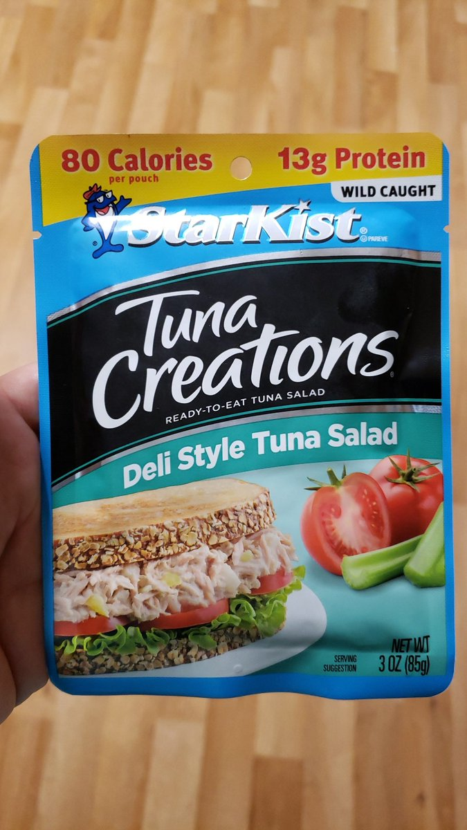 Have you found your go-to Tuna, Chicken, or Salmon Creations flavor yet? #TeamCharlie   See them all at https://t.co/bdIGWrIoYv.