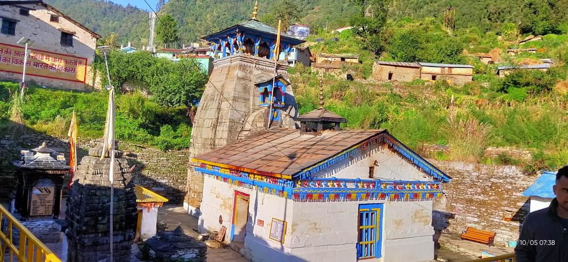 Tiryuginaran Temple Uttrakhand  Rudrpryag(Tiryuginaran village ) https://t.co/3CEkIuEco1