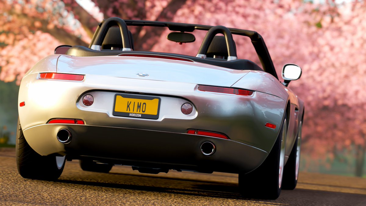 Car 552 - 1999 James Bond Edition BMW Z8  #ForzaHorizon4 #ForzaShare #Xbox #Forza #HorizonPromo https://t.co/UKfvSci39f