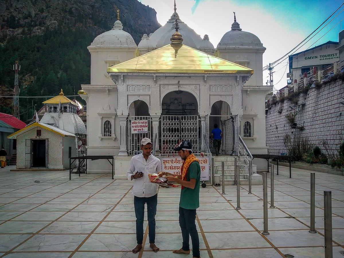 #Gangotri #Temple #Uttarakhand #Himalaya #Uttarkashi #chardham #teerth #teerath #yourshotphotographer #Travel #RoadTrip #PicOfDay #TweetOfTheDay #Religion #uttarakhandtourism #simplyheaven #traveldiaries #pawan269 #mobilephotography #hinduism #pilgrim #holyplace #holytrip https://t.co/16C30aNyt8