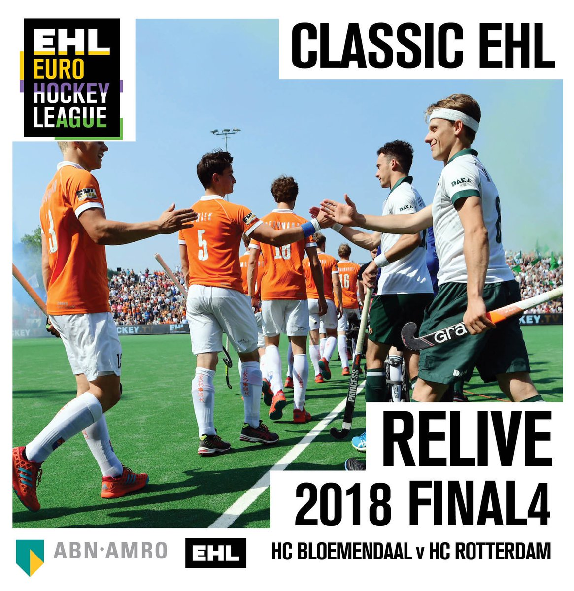 #ehlclassicmoments We can't bring you EHL live this weekend 😢 ... but we've made some classics RELIVE on https://t.co/rCf93BuRBC - today's games... https://t.co/W6xzRsGhtP