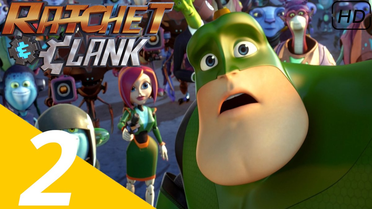 To Aridia And Beyond!   A new Ratchet & Clank video is out NOW! If you're seeing this, I would really appreciate it if you could check out this video and show it some love by leaving a like!   https://t.co/wEZ5Ju8EcH https://t.co/4da1qNLEz6