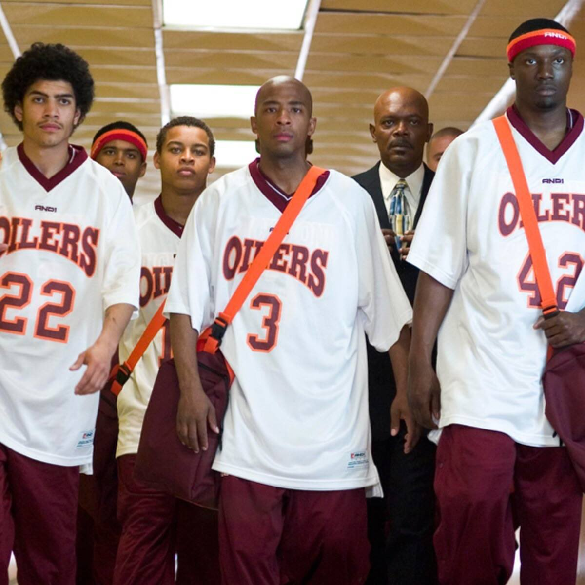 Coach Carter is trending and we gotta give @antwon_tanner his flowers, he been the go-to hooper in tv and film for years now