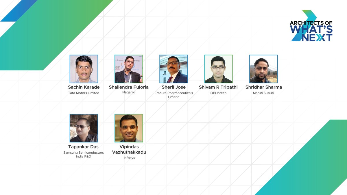 Congratulations to these visionaries who have been instrumental in evangelizing innovation and technology for business growth & delivering game-changing possibilities! Here are the big winners of the Architects of What's Next 2020. #LeadForwardIN #AOWN #VMwareIN https://t.co/JdBCJ5ugba