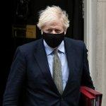 Image for the Tweet beginning: Boris Johnson is set to