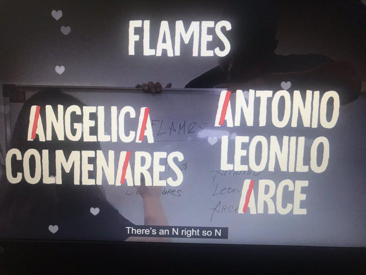 Hahaha! FLAMES gawain nung elem 😂 @143redangel #TheAngelandNeilChannel