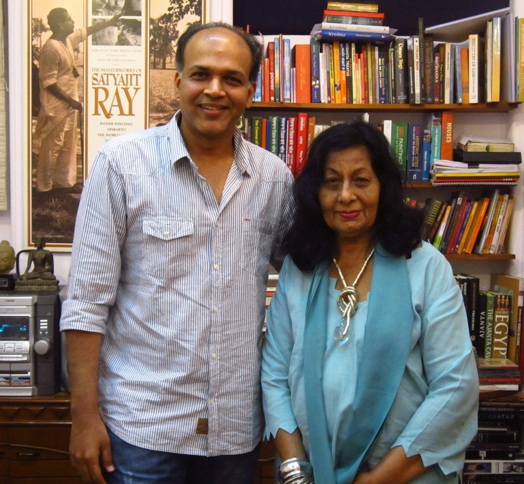 Lost a GIANT of the World of Costume Design!  The most soft-spoken & gentle lady! Truly a LEGEND!!  It was an honour to have brushed shoulders with you Bhanu tai! I cherish every single day of working with you! #Lagaan #Swades  Deep condolences to the family!  RIP #BhanuAthaiya