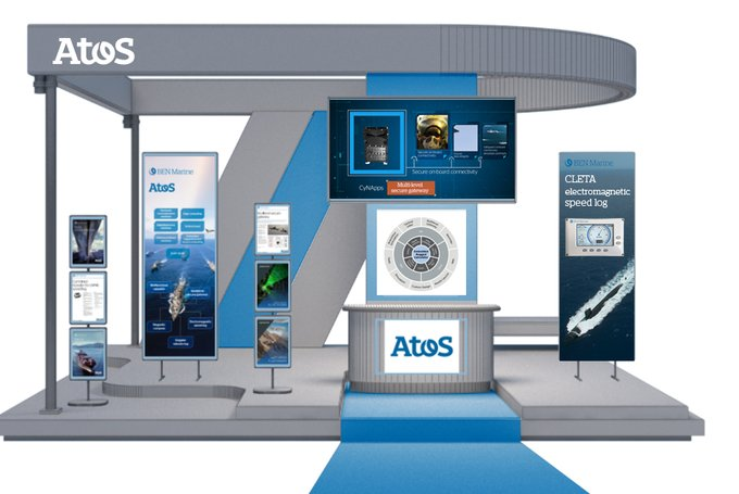 Monday is the first day of #Euronaval2020 come by our virtual booth, find out...