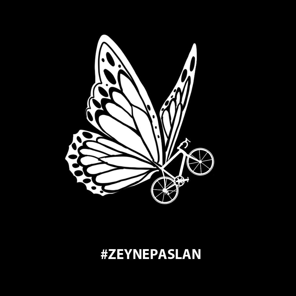 Türkiye'nin vahşi trafik kültürü, daha hayatının baharında, gencecik bir arkadaşımızı sevdiklerinden kopardı. Bisikletçiler bugün sosyal medyada #BisikletimeÇarparsanÖlürüm ve #ZeynepAslan etiketleriyle seslerini yükseltecek. Siz de destek verin. https://t.co/YFJMklMT8X
