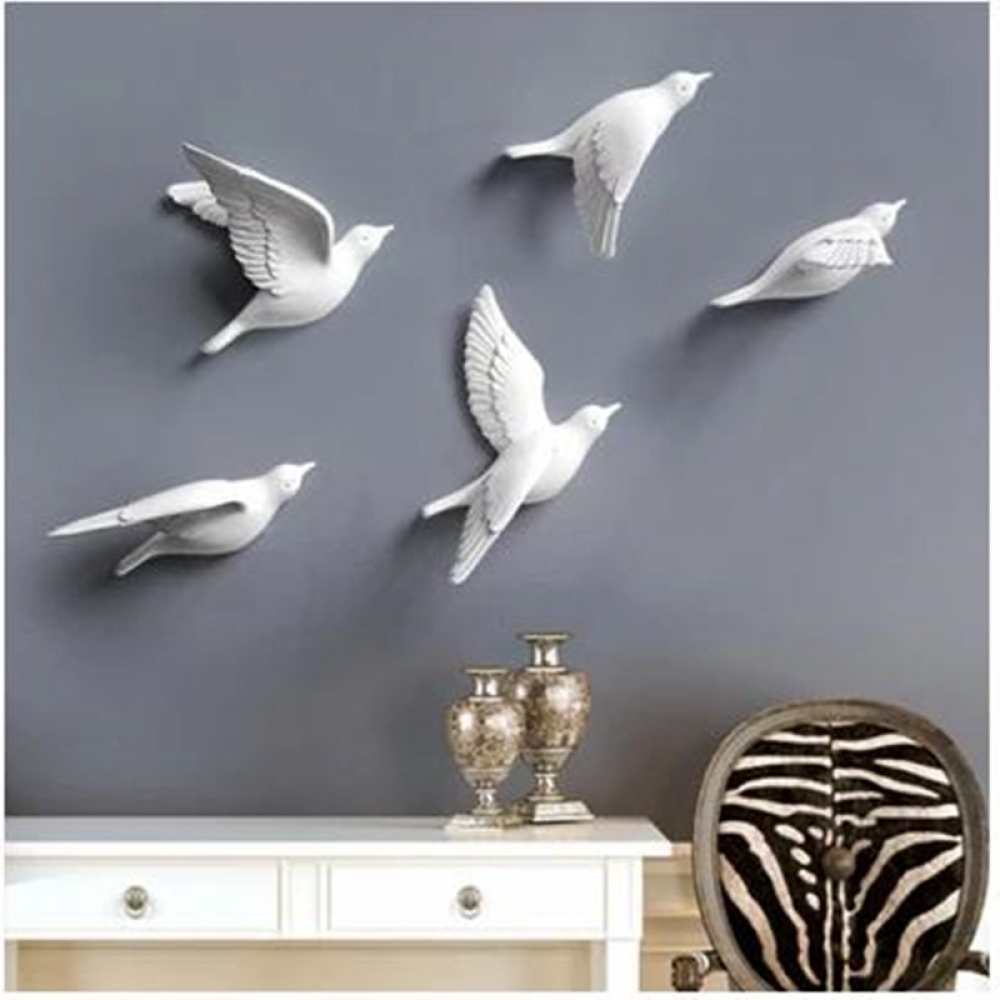 Creative Flying Birds Wall Figurines #outdoors #outside https://t.co/8vNQoQToXZ https://t.co/Rl0FCVkzxf
