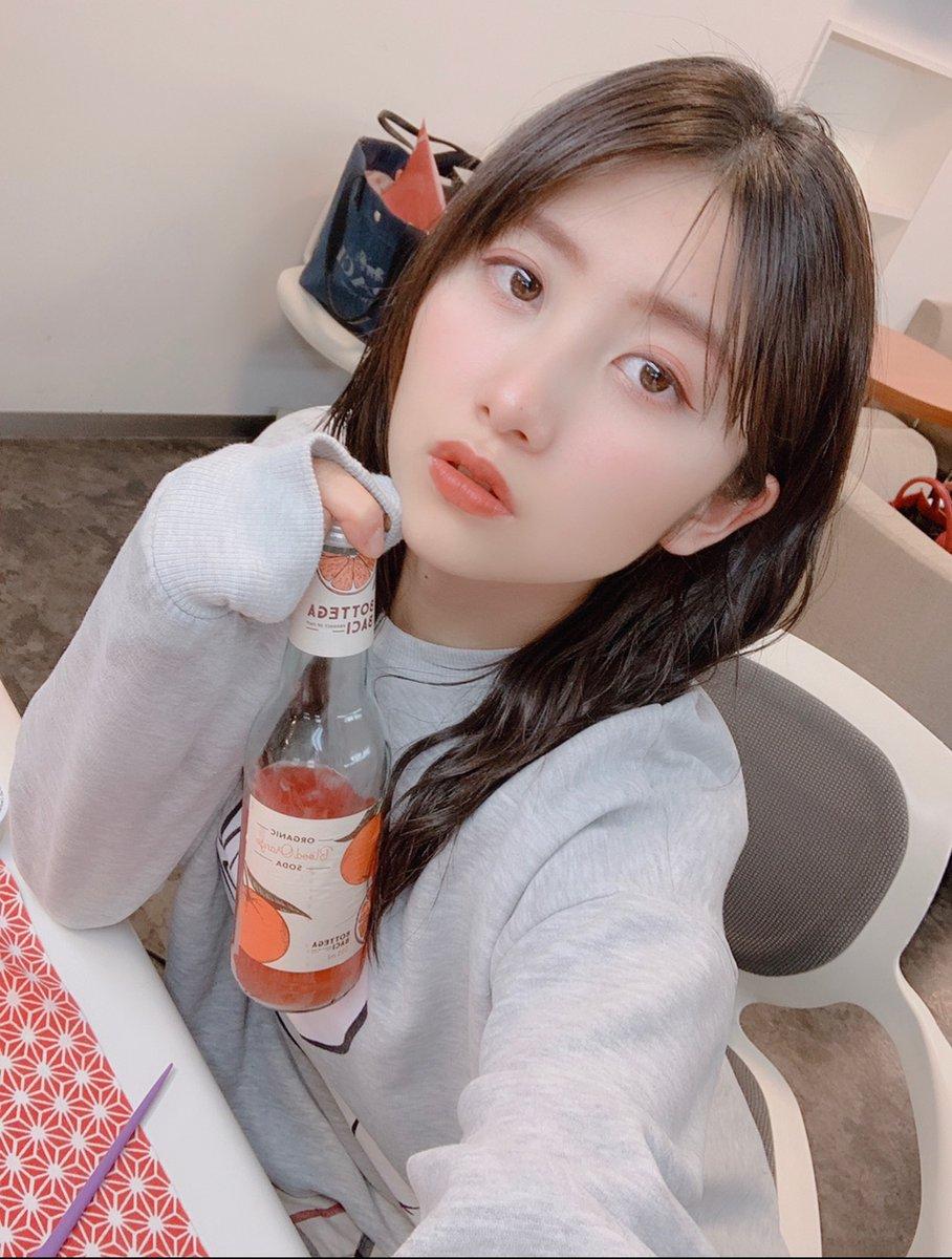 【10期11期 Blog】 !?!?!佐藤優樹です!: 今日はぁ〜このブラットオレンジジュースを思い出した日でした!! なんて日だっ!!!笑さいこー!です。ばいびぃーの!♡  #morningmusume20 #ハロプロ