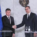 Image for the Tweet beginning: Bidding farewell to EUSR @MiroslavLajcak