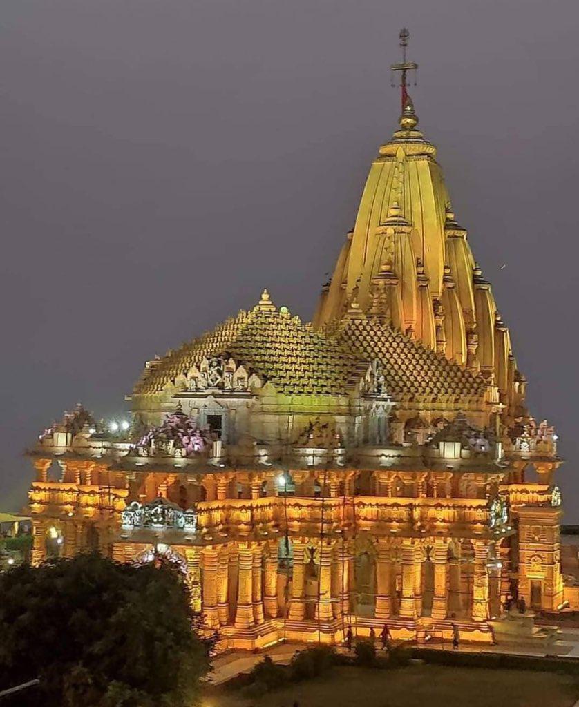 #Somnath #Temple - Somnath - #Gujarat #Dwarka #Somnath #Nageshwar #TravelGujarat #GujaratDarshan #ActualJourney https://t.co/dxcDz9EOeb