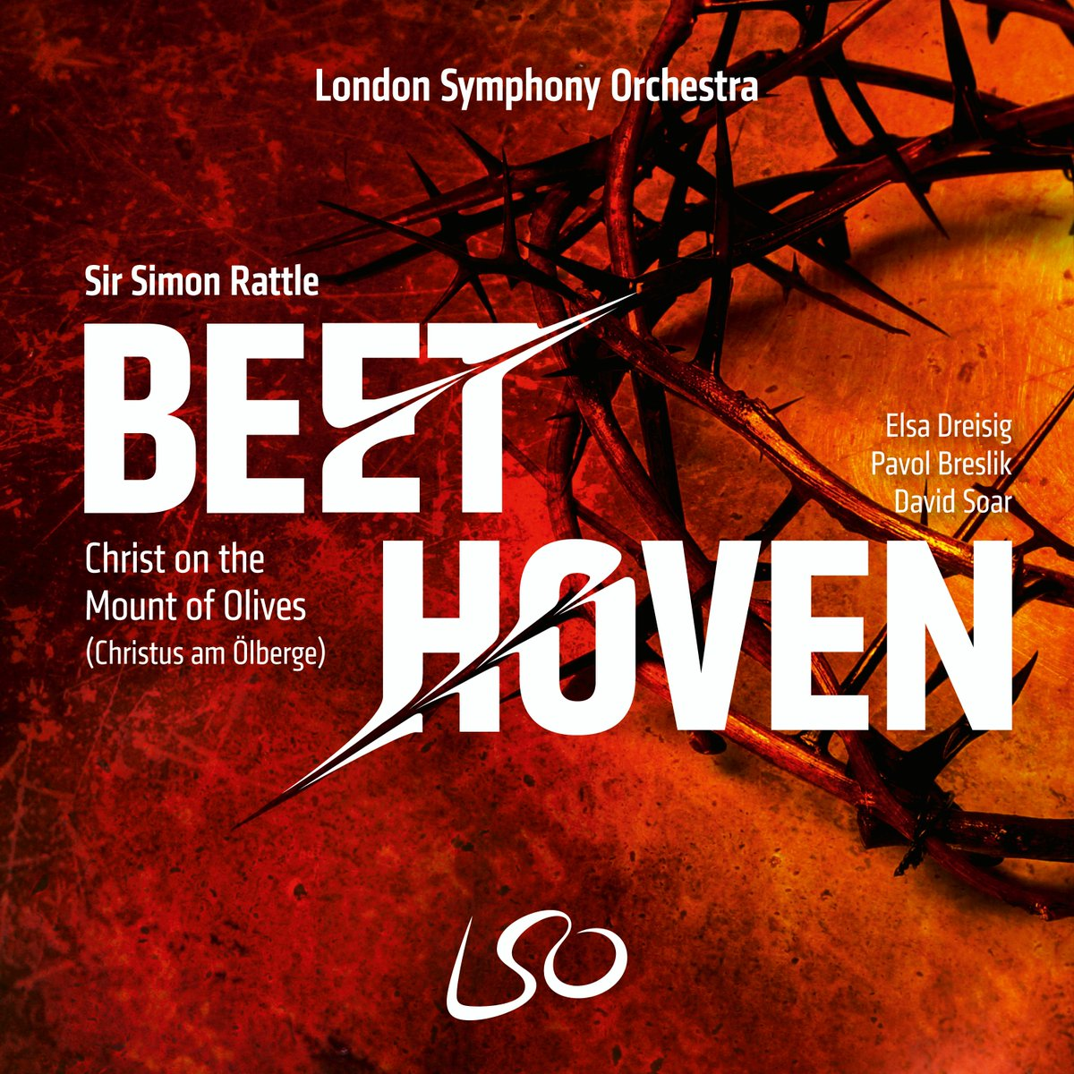 Coming this November, Sir Simon Rattle's new recording of 'Christ on the Mount of Olives' with Elsa Dreisig, @PavolBreslik, @DavidSoar76 and the @LSChorus. Pre-order or pre-add on @AppleMusic now here ➡️ https://t.co/SUefUIUvKS #beethoven2020 https://t.co/d4FUzDjYOq