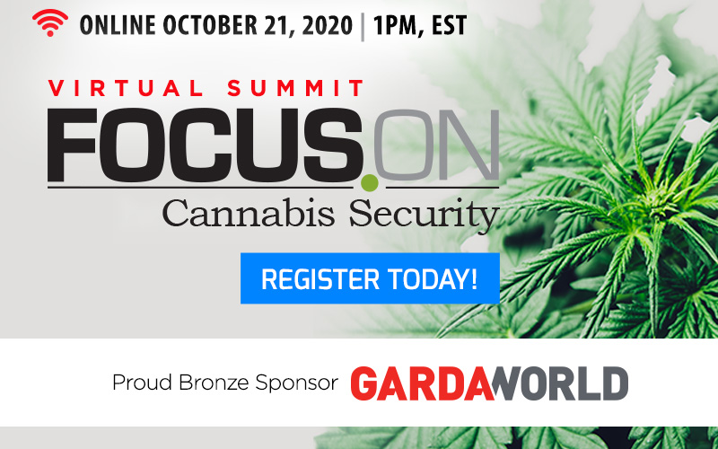 GardaWorld Security Services – Canada is proud to sponsor the Focus on Cannabis Security virtual event on October 21st hosted by @SecurityEd. Register today to learn from industry best practices and hear about recent trends. Click here:  https://t.co/8uIlICq1C5 https://t.co/723GhY3qVO