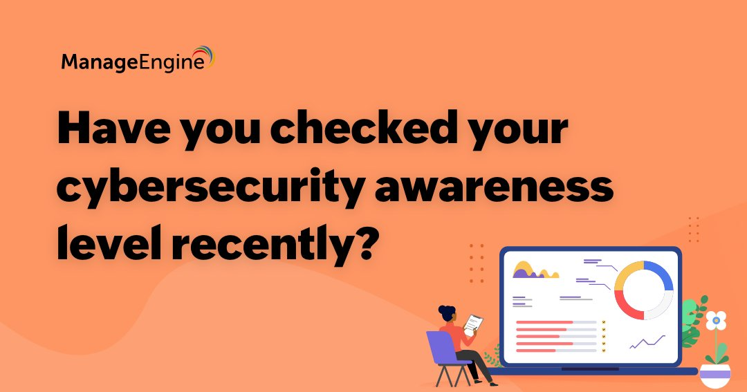 In arrivo diversi premi per il Cybersecurity Awareness Month🎁: 💳 #giftcard by App Store 💳 #giftcard by Play Store 💳 #giftcard by Amazon   Partecipa e vinci 💪➡https://t.co/7rBSzVknvJ  @ManageEngine #MEforCybersecurity #Cybersecurity #CybersecurityAwarenessMonth #NCSAM2020 https://t.co/rgkqdphW97