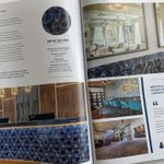 Proud to see one of our projects in print, The stunning Inn on the Lake in Glenridding.   It was a joy to work with @LDHotels on this project.   #interiordesign  #hoteldesign  #lakesdistrict