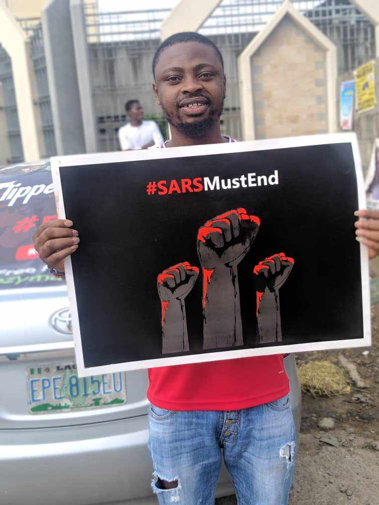End SARS Protest: Nigerian Youths table 7-POINT DEMANDS