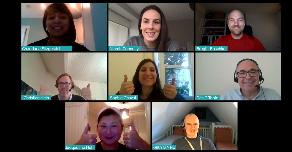Join #DigitalHealth leaders like these guys and check out our upcoming #virtuallunches now to be part of the conversation! Meet new people, gain insights and be part of the HealthXL community. Food is optional! https://t.co/8gup2jYL5w #healthcare #healthtech #NotAWebinar https://t.co/BaK72Zx31e