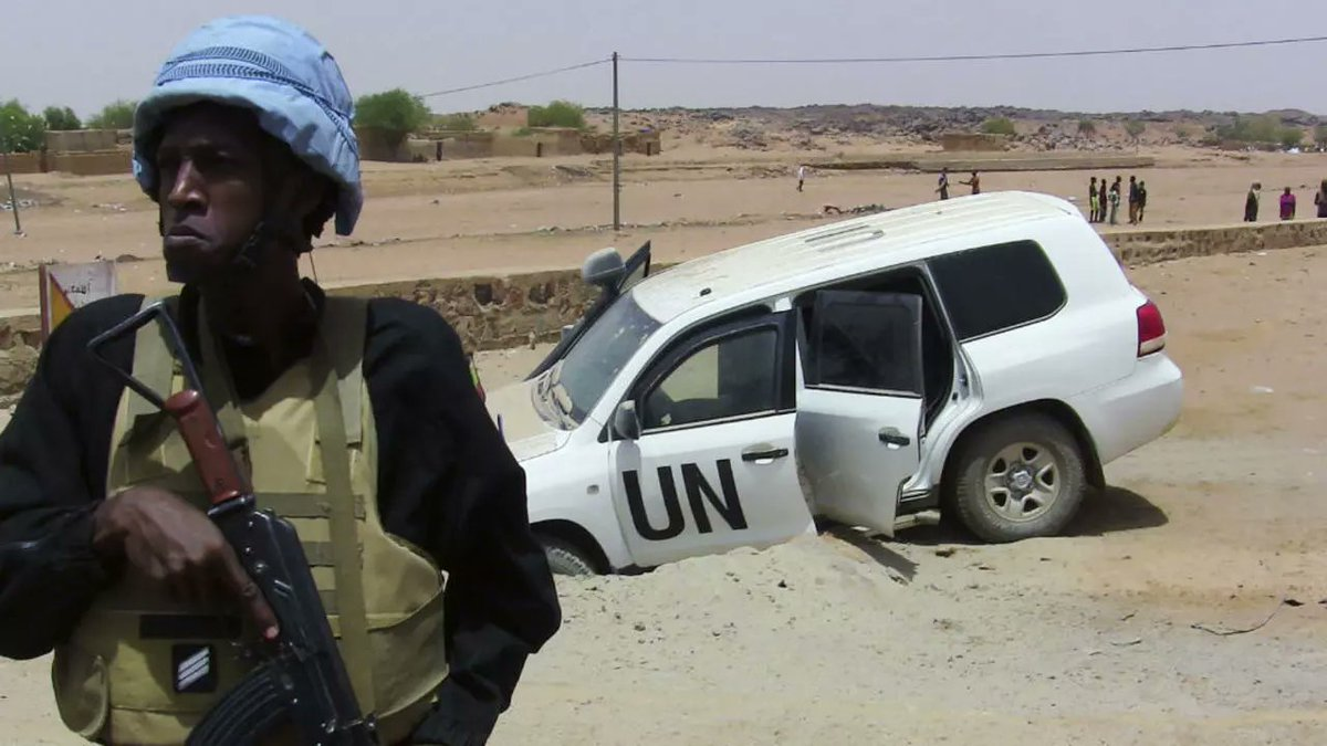 #UN #Peacekeepers  killed, another Injured in #Mali  vehicle bombing #MINUSMA  https://t.co/8FwWgjS6cJ https://t.co/w3MQYlMDgr