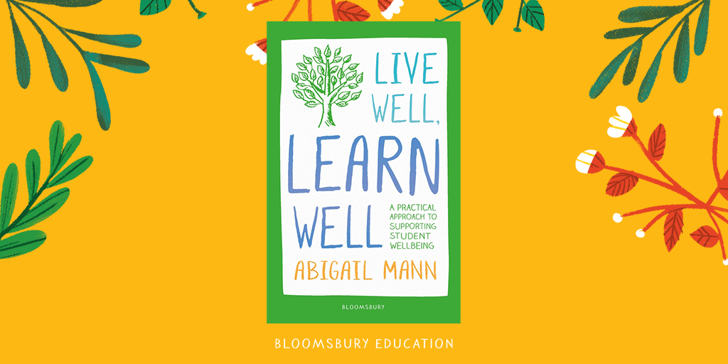 ⭐GIVEAWAY ⭐   To celebrate the release of Live Well, Learn Well by @abbiemann1982 we'll be giving a copy away. Retweet this post by 1pm on the 19th of October to enter. UK only. #EduTwitter #EdChat  Find out more about Live Well, Learn Well: https://t.co/4wLJgIyd6g https://t.co/hsy79XBMlb