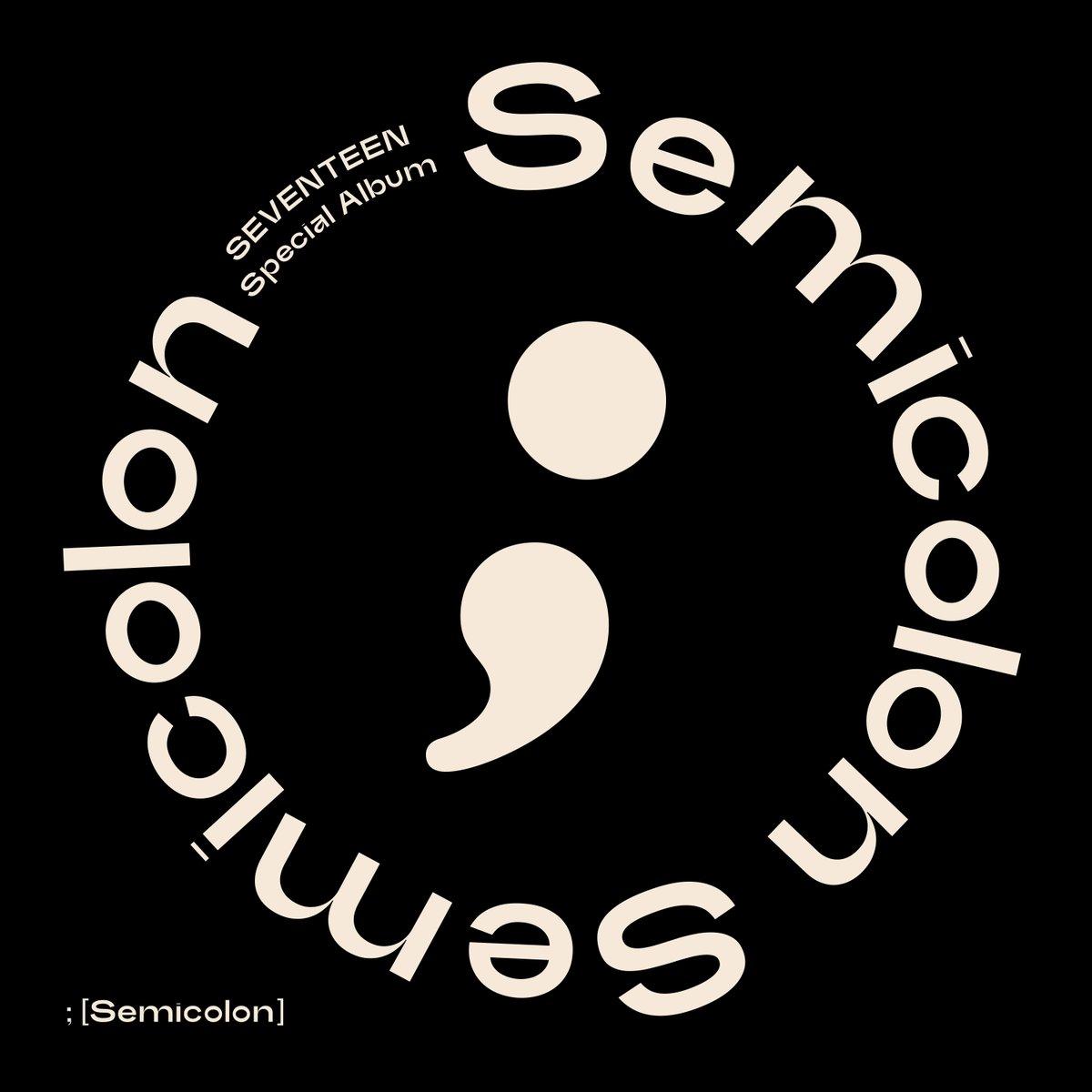 """세븐틴(SEVENTEEN) on Twitter: """"SEVENTEEN (세븐틴) Special Album '; [Semicolon]'  Online Cover #SEVENTEEN #세븐틴 #Semicolon #세미콜론 #HOME_RUN #201019_6pm #세븐틴의_청춘_홈런_또_홈런…  https://t.co/559BuRJxv0"""""""