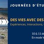 Image for the Tweet beginning: 🚩Inscriptions ouvertes pour les Journées