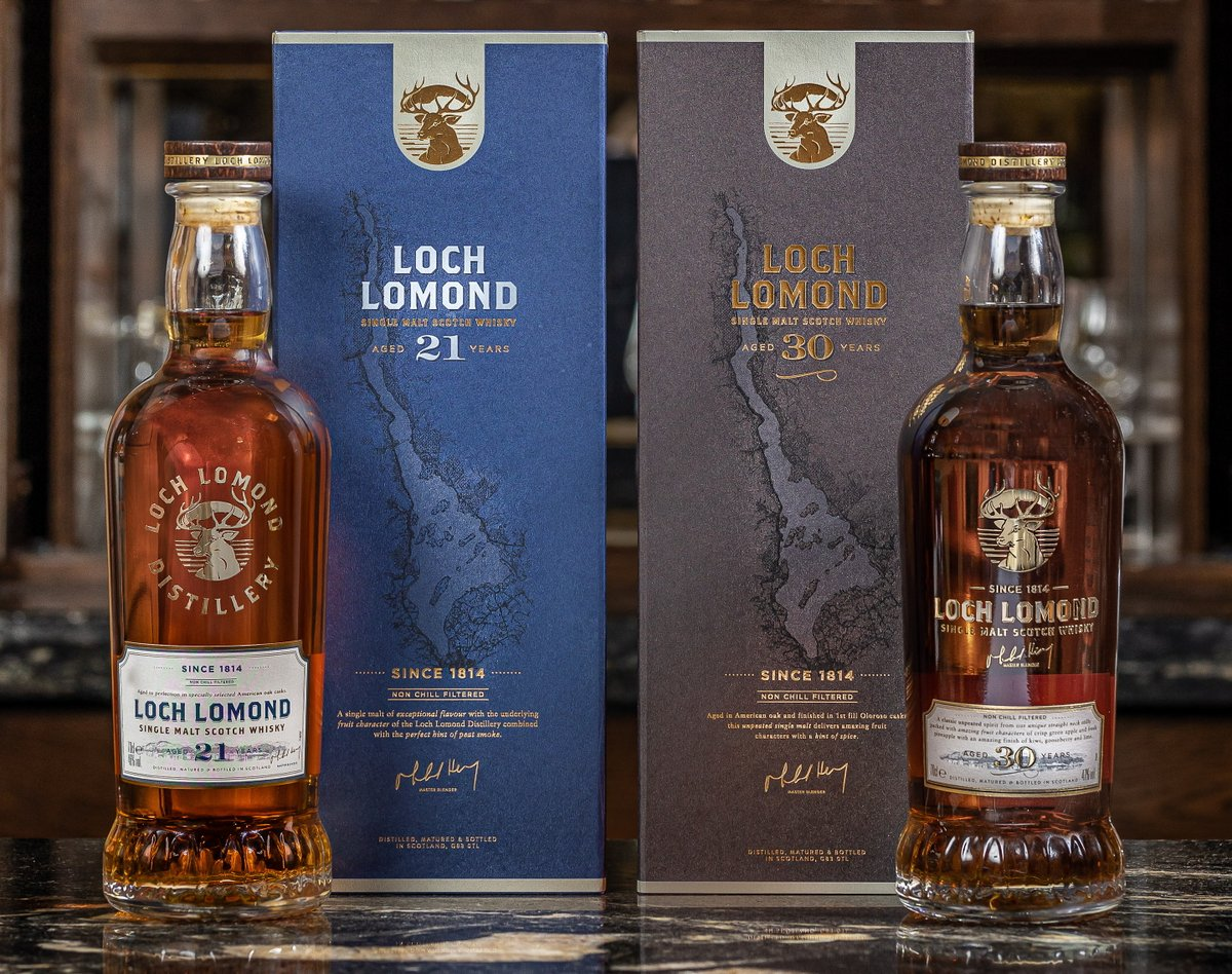 Loch Lomond launches two new core range expressions: https://t.co/ReRai6i6lc @LochLomondMalts @LochLomondGroup @LLBlender #scotch #whisky #news https://t.co/q21llRwZ6S