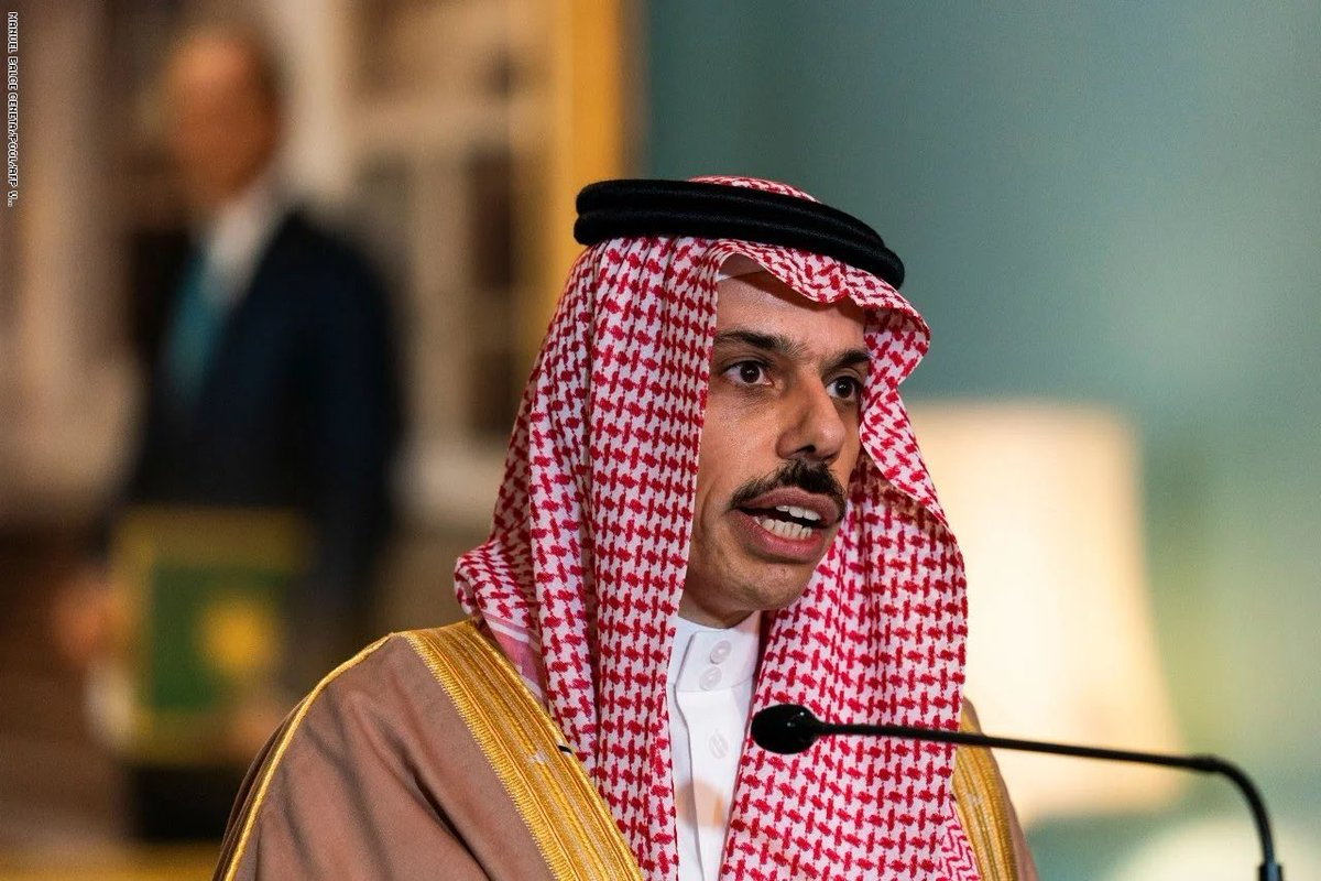 وكالات | قال وزير الخارجية السعودي الأمير فيصل بن فرحان :