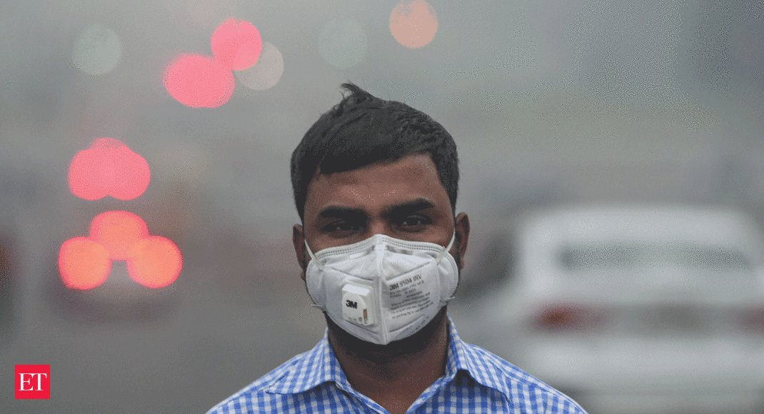 What happens when COVID-19 meets toxic air? India is about to find out Photo
