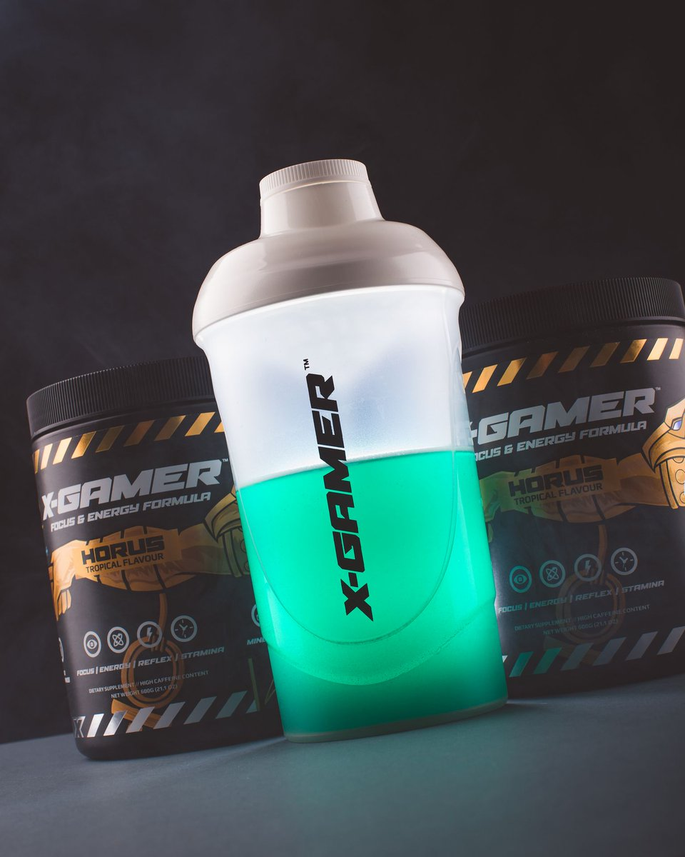 Have received your Horus order yet? If so, tell us what you think! 😁  #XGamerEnergy #XGamer #Xfam #Horus https://t.co/nBLUtyEi7s