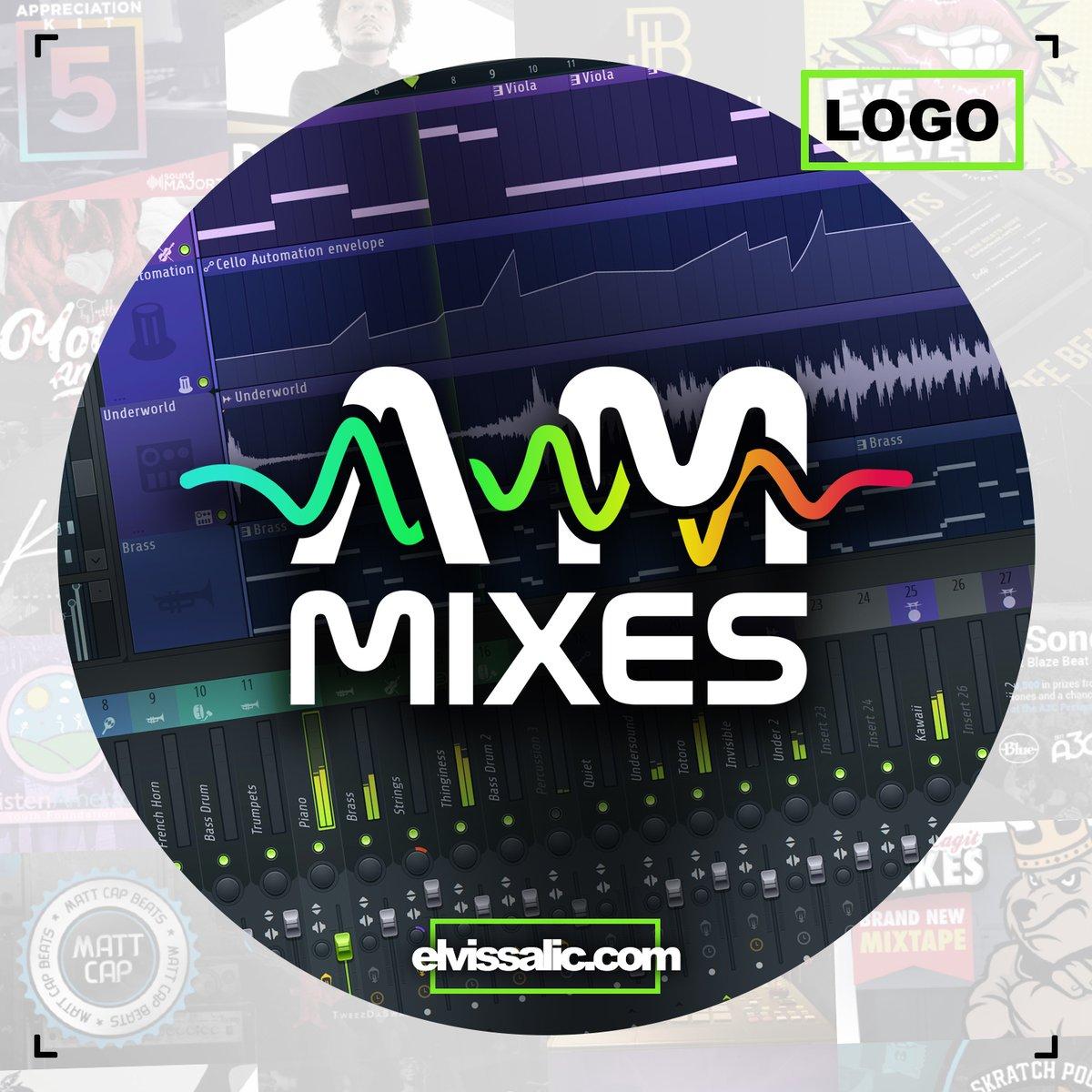 @ammixes logo development  #graphic #design #graphicdesign #illustrator #vectordesign #brandingdesign #logooftheday #logoinspiration #logodesigner #logocreation #photoshop #illustratordesign #designoftheday #audiowave #recordingstudio #mixing&mastering https://t.co/80PJzfwpQ7