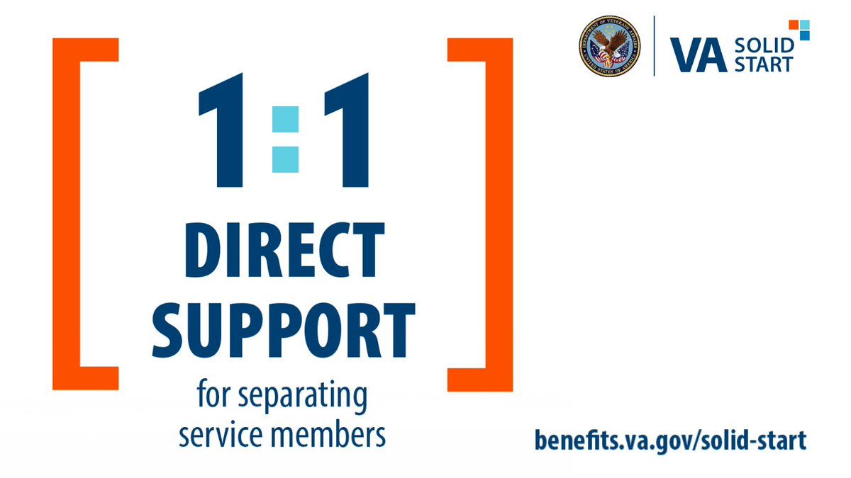 Questions about your benefits post-transition? VA calls every newly separated Veteran 3 times during their 1st year out to provide access to the support and benefits they earned. If you're newly separated, get ready to take the call!  Learn more: https://t.co/DHJBi9h3rI https://t.co/TdTaGQVLmn