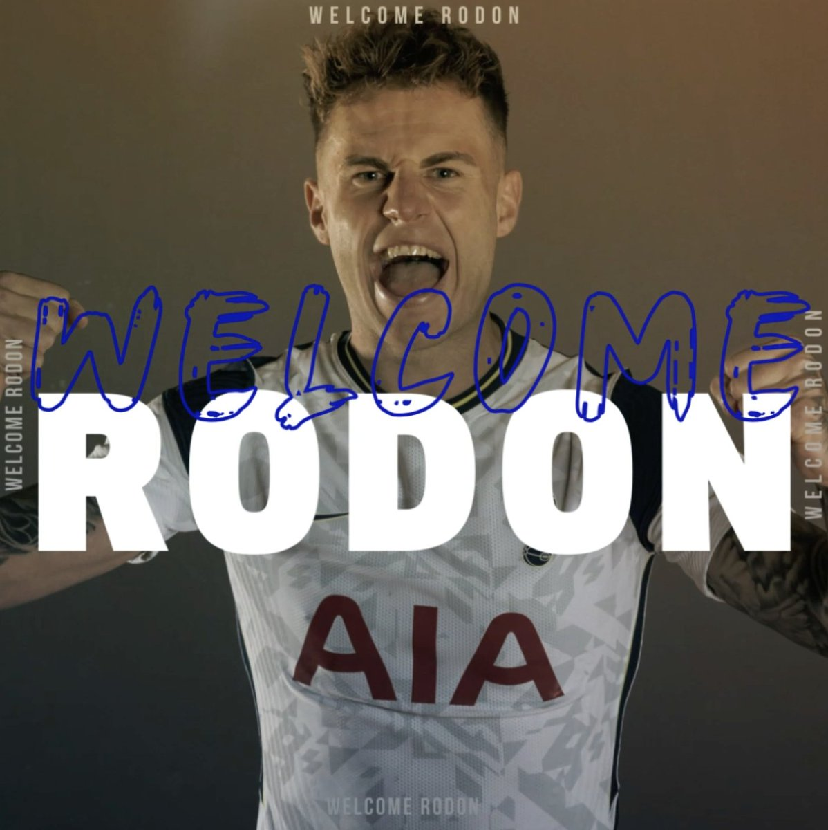 @SpursOfficial's photo on Rodon