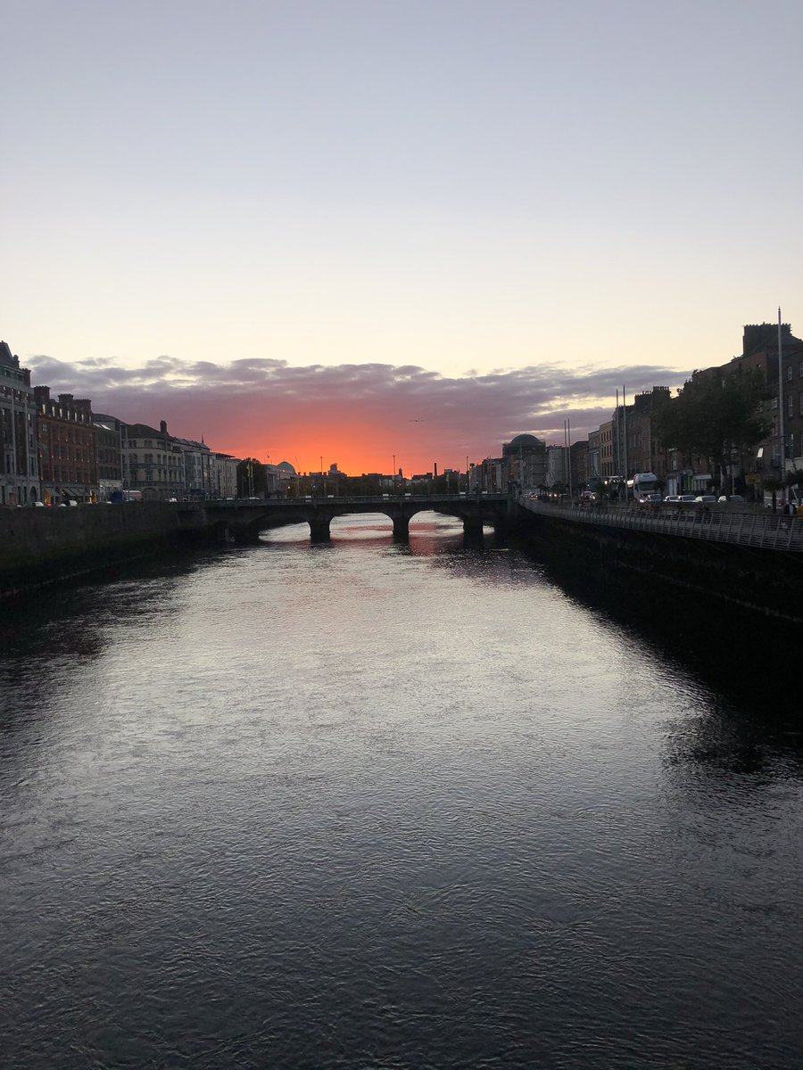 Replying to @JadeHayden: Thank Christ for Dublin sunsets