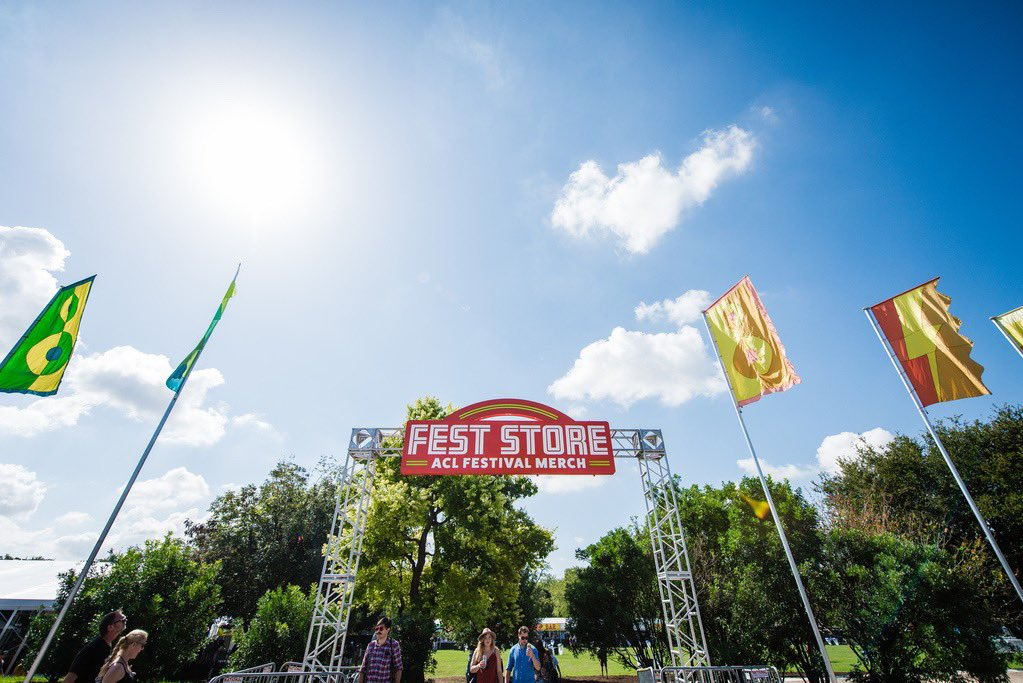Didn't score your #ACLFest merch during the broadcast last weekend? Don't panic! TODAY is the last day to shop our full merch collection. Inventory is limited. 👉  👈