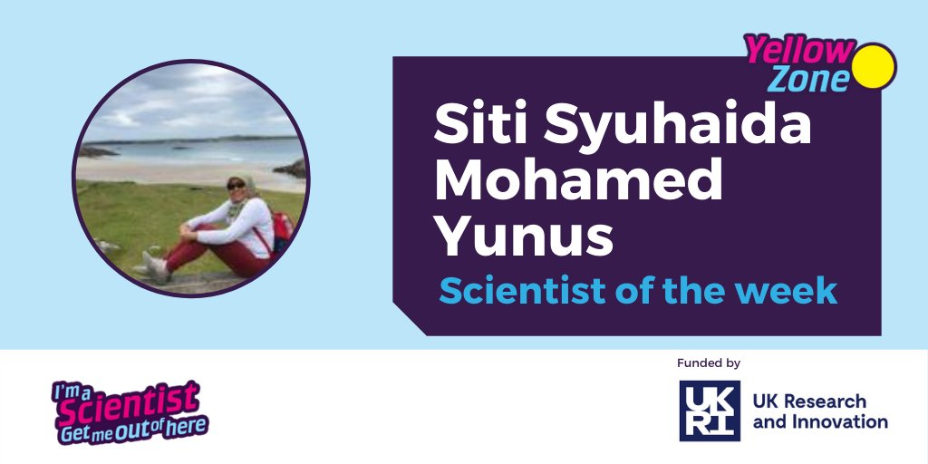 The votes are in! This weeks Weekly Winner in the @UKRI_News Yellow Zone of #IASUK is Siti Syuhaida Mohamed Yunus! 🎉🎉  Congratulations @syusyuhaida ! 🎊🎊  https://t.co/MQHxXiaHOn https://t.co/JW22Smbap4