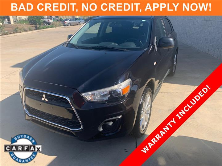 2013 Mitsubishi Outlander Sport ES Mileage - 119,961 Great MPG MP3 Connection CD Player Cruise Control  Take the 1st step to get driving today! Fill out the online application to get pre-approved for financing: https://t.co/pHHLa3vInV Or give us a call at 769.524.3336!  #WeSayYes https://t.co/H3GwVsgYF5