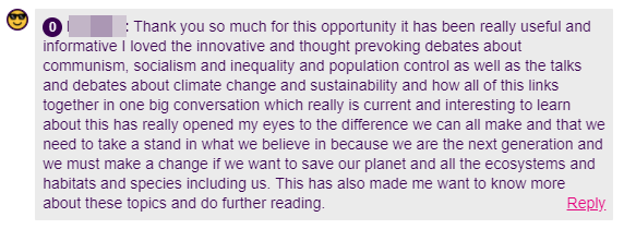 @imascientist @Ri_Science As the Summit draws to a close the feedback is reassuring: https://t.co/T9NPQoMqsn