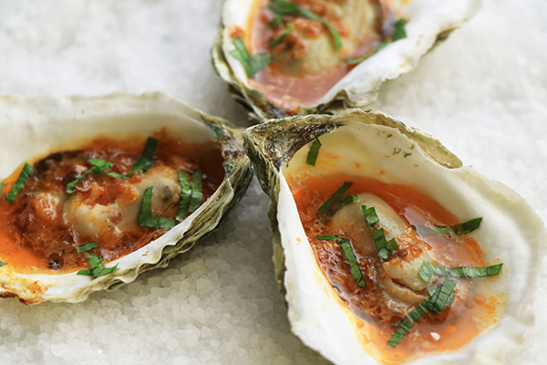 You had us at chipotle butter, @NOAAFish_NEFSC! A great way to utilize #Massachusetts oysters during #SeafoodMonth!