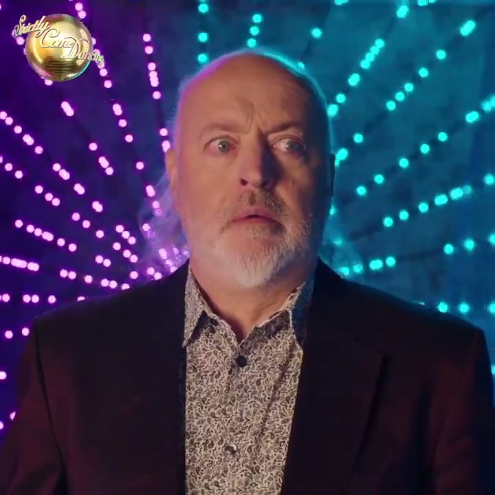 Enthusiastic #Strictly student @BillBailey wants all the sequins, all the 10s and all the inspiration he can get from winner Kelvin Fletcher! 🏆